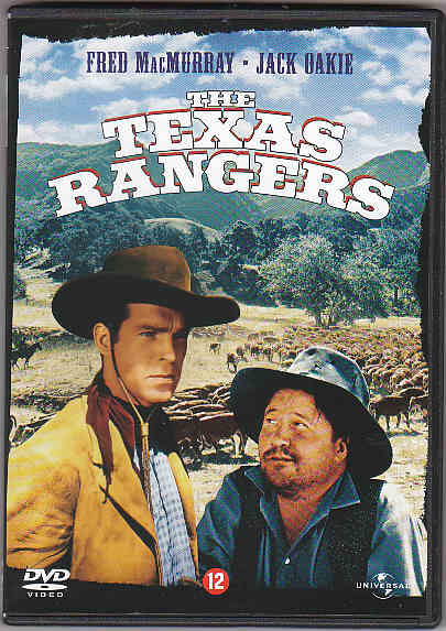Texasi rangerek