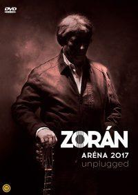 Zorán: Aréna 2017 Unplugged DVD