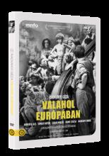 Valahol Európában 2 DVD