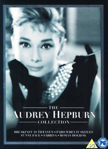 Audrey Hepburn BOX 5 DVD