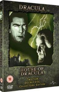 Drakula / Drakula háza 2 DVD
