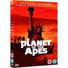 Majmok bolygója BOX 6 DVD