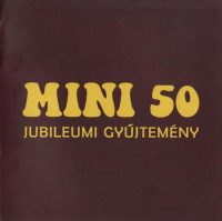 MINI 50 - Jubileumi gyűjtemény  4 CD