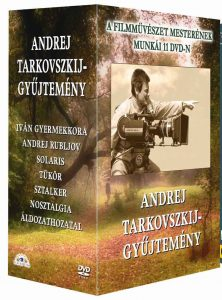 Andrej Tarkovszkij Box