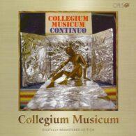 Collegium Musicum: Continuo