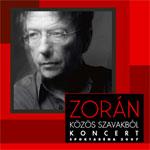 Zorán | Közös szavakból koncert
