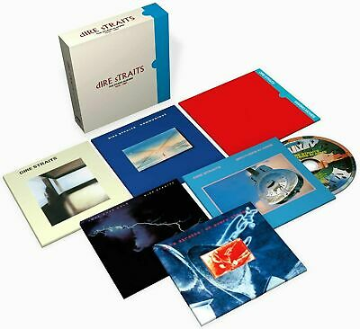 Dire Straits: The Studio Albums 1978-1991 6 CD