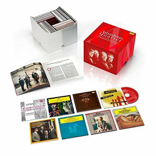 Amadeus Quartet: The Complete Recordings 70 CD box