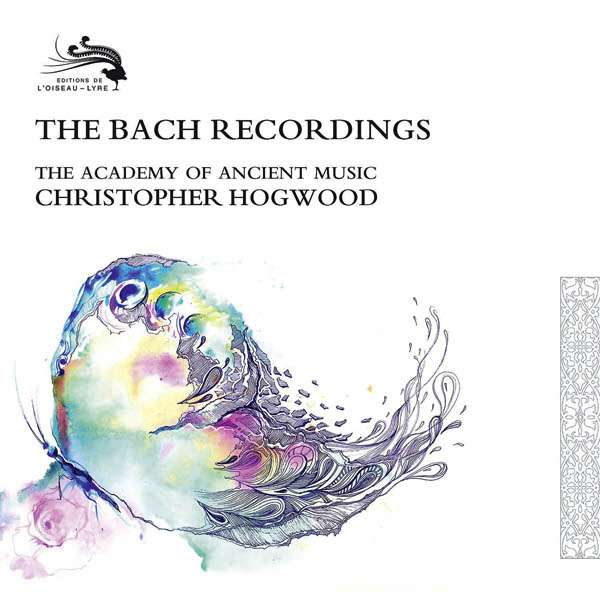 Christopher Hogwood: The Bach Recordings 20 CD Box