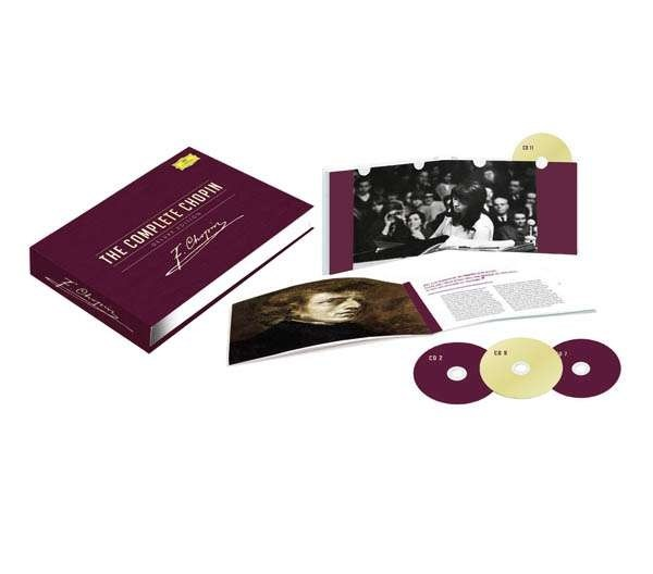 Chopin: Complete  20 CD 1 DVD BOX