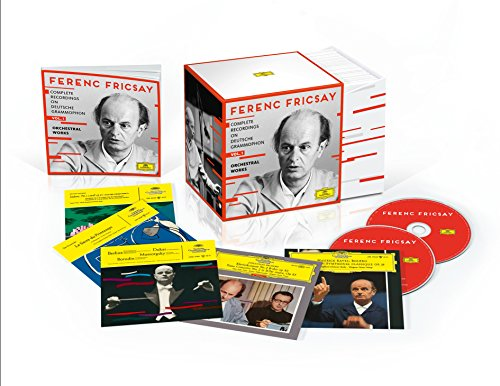 Fricsay Ferenc: Complete Recordings 45 CD BOX