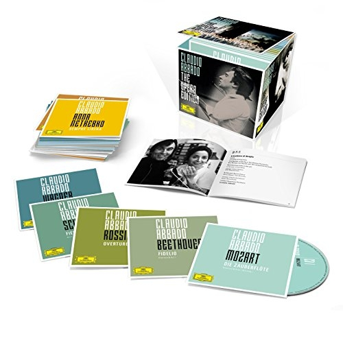 Claudio Abbado: The Opera Edition 60 CD box