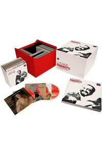 Luciano Pavarotti: Complete Operas 95 CD+ 6 Blu Ray Audio BOX