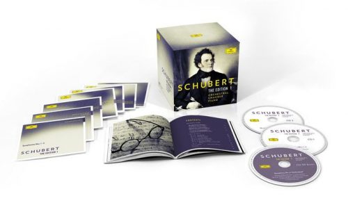 Schubert: Edition Vol 1. 39 CD BOX