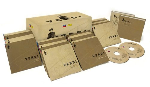 Verdi: Complete Works 75 CD BOX