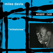 """Davis, Miles: """"milestones"""" LP"""
