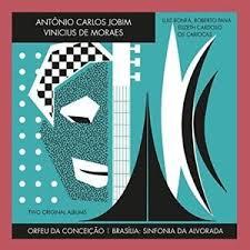 Jobim, Antonio Carlos: Orfeu Da Conceicao/Brasília Sinfonia LP