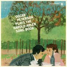 Peterson, Oscar: Plays The Harold Arlen Song Book LP