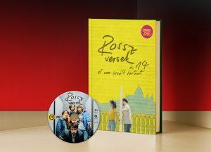 Rossz versek könyv+DVD