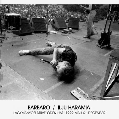 Barbaro - Ilju haramia LP