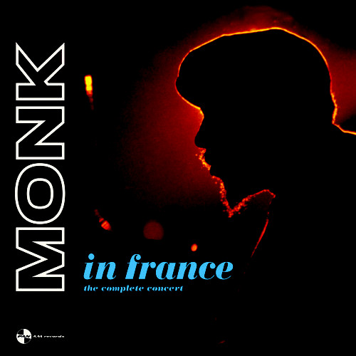 Monk, Thelonious: Monk In France 2 LP
