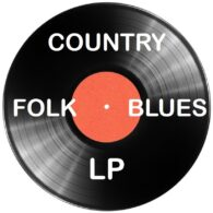 Blues/Folk/Country LP