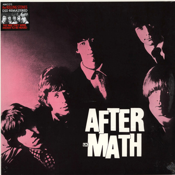 Rolling Stones: Aftermath (UK) LP