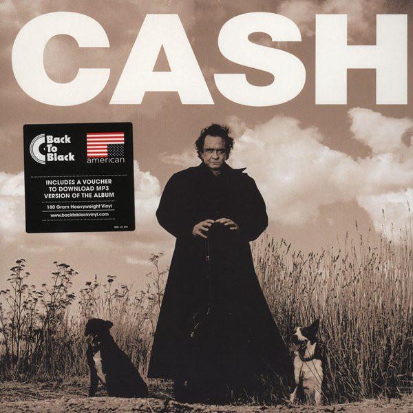Cash, Johnny: American I. Recordings LP