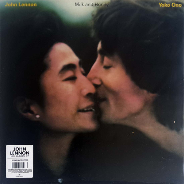 Lennon, John: Milk And Honey LP