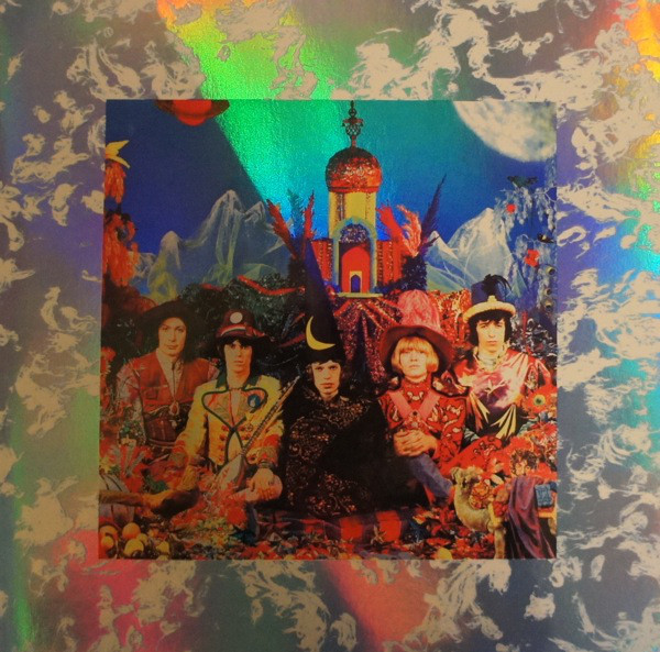 Rolling Stones: Their Satanic Majesties Request LP
