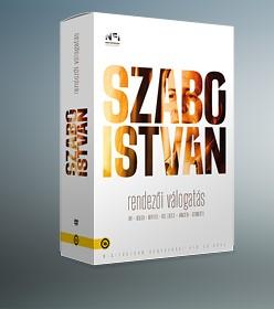 Szabó István Box 7 DVD