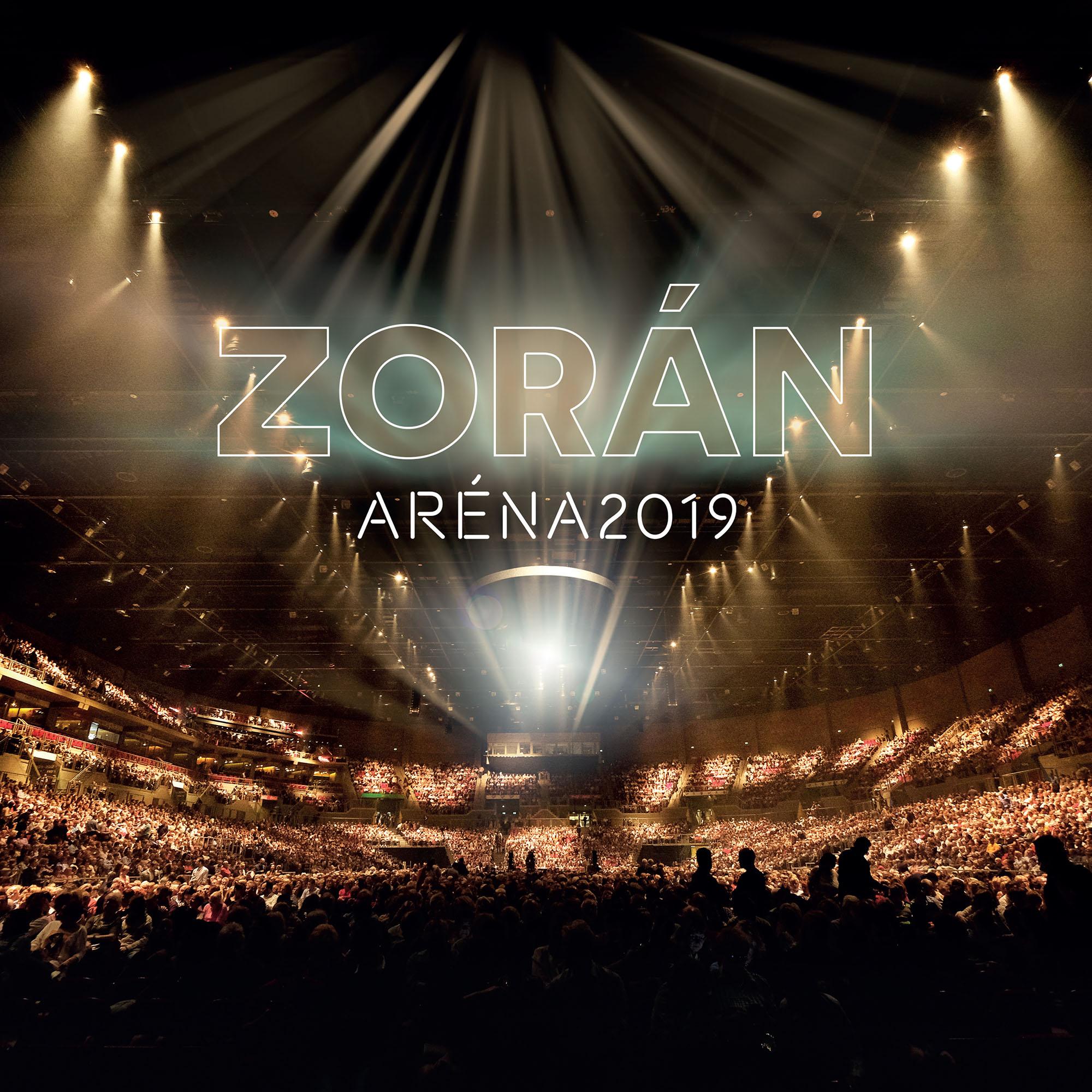 Zorán: Aréna 2019 LP