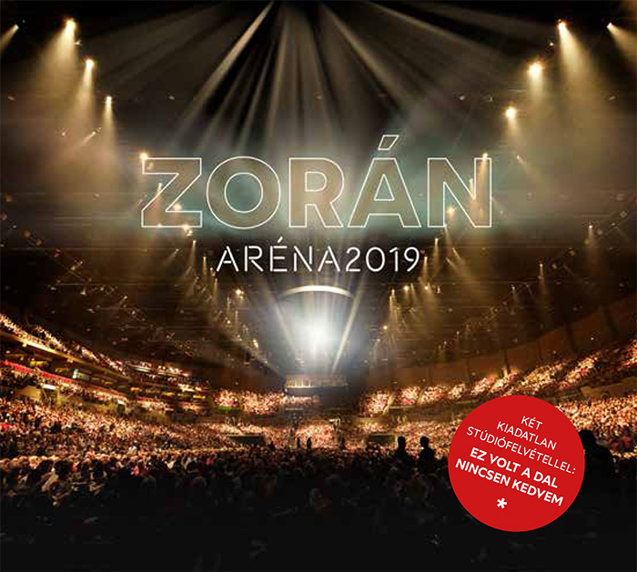 Zorán: Aréna 2019 CD