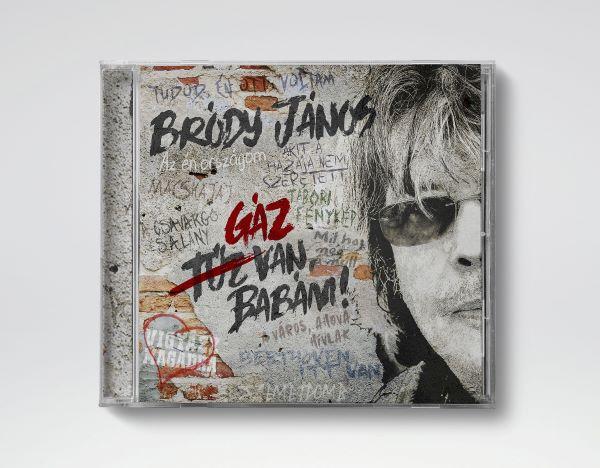 Bródy János: Gáz van babám CD