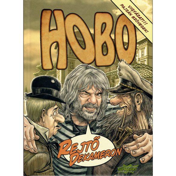 Hobo: Rejtő Dekameron könyv+CD