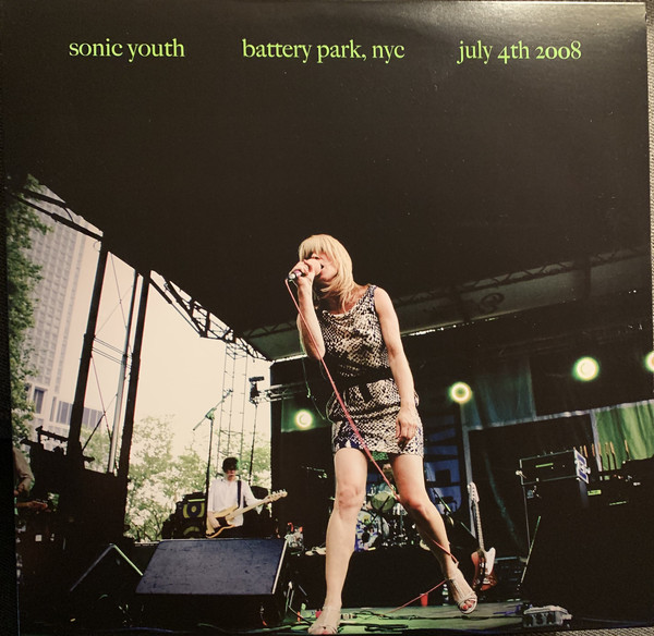 Sonic Youth: Battery Park, NYC LP
