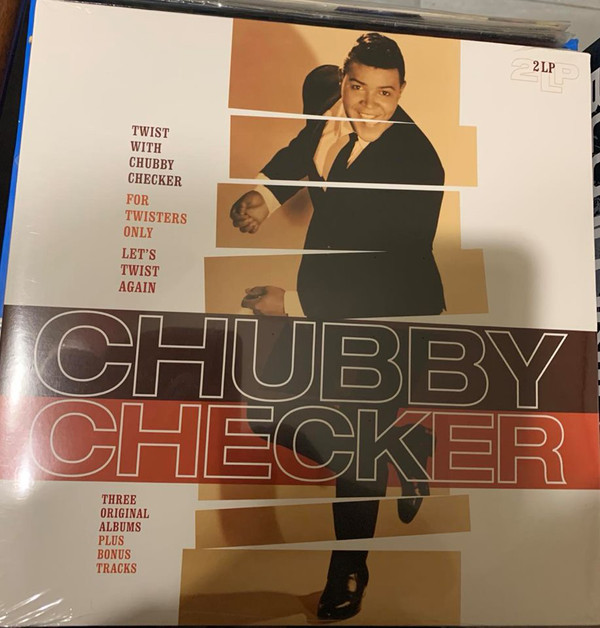 Checker, Chubby: 3 Album on 2LP