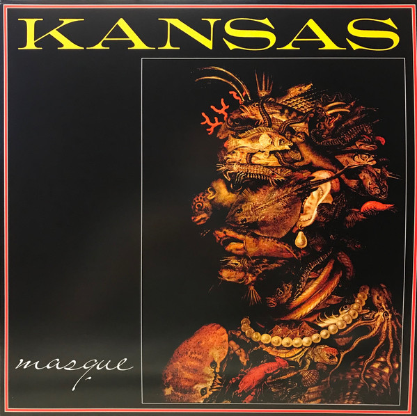 Kansas: Masque  LP