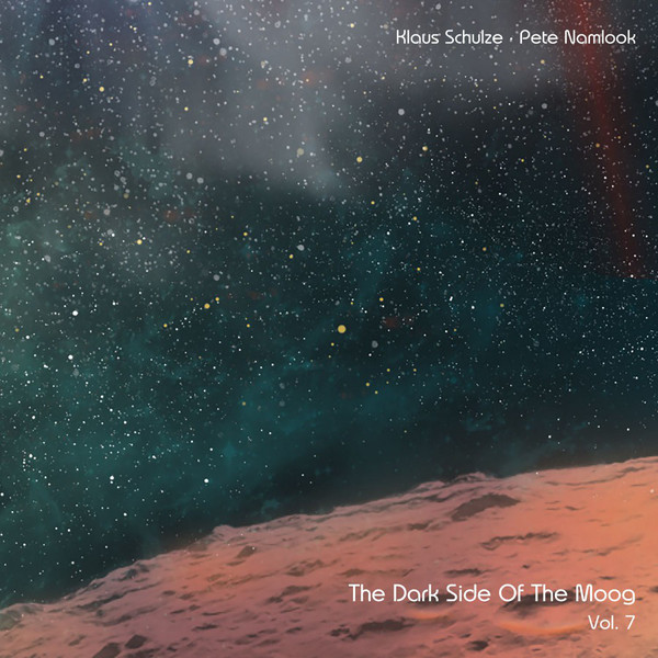 Schulze, Klaus-Namlook, Pete: The Dark Side Of The Moog vol. 7 2 LP
