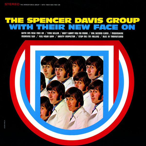Spencer Davis Group: With Their New Face On LP