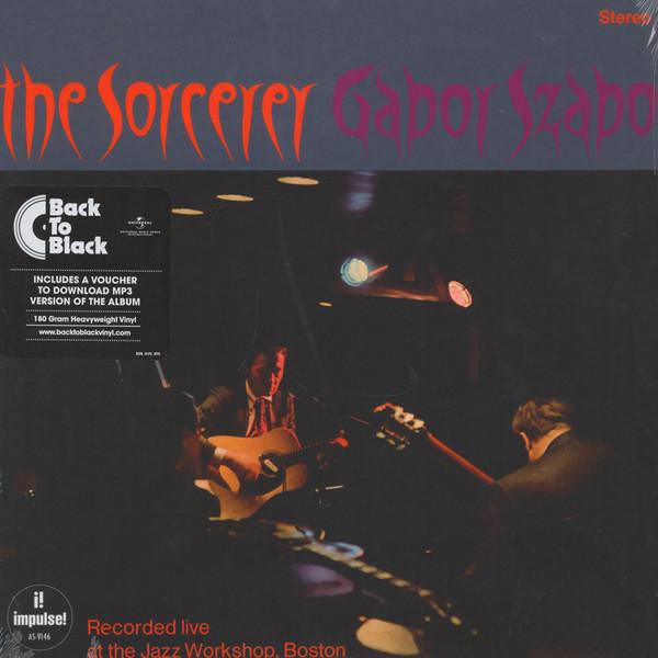 Szabó Gábor: The Sorcerer LP